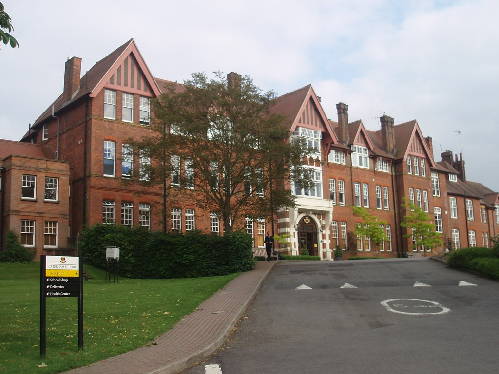 CATERHAM SCHOOL