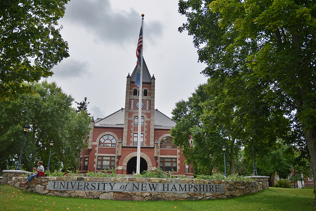 UNIVERSITY of NEW HAMPSHIRE (PRE)