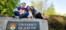 UNIVERSITY OF EXETER (PROF)