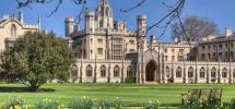ST. ANDREW'S COLLEGE CAMBRIDGE