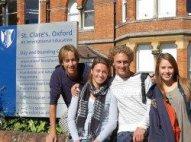 Летние каникулы в St.Clare's Oxford 2015