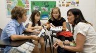 Семейный курс с изучением английского языка в школе Frances King, Лондон весной 2015