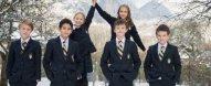 Среднее образование в школе St.Gilgen 2014-2015